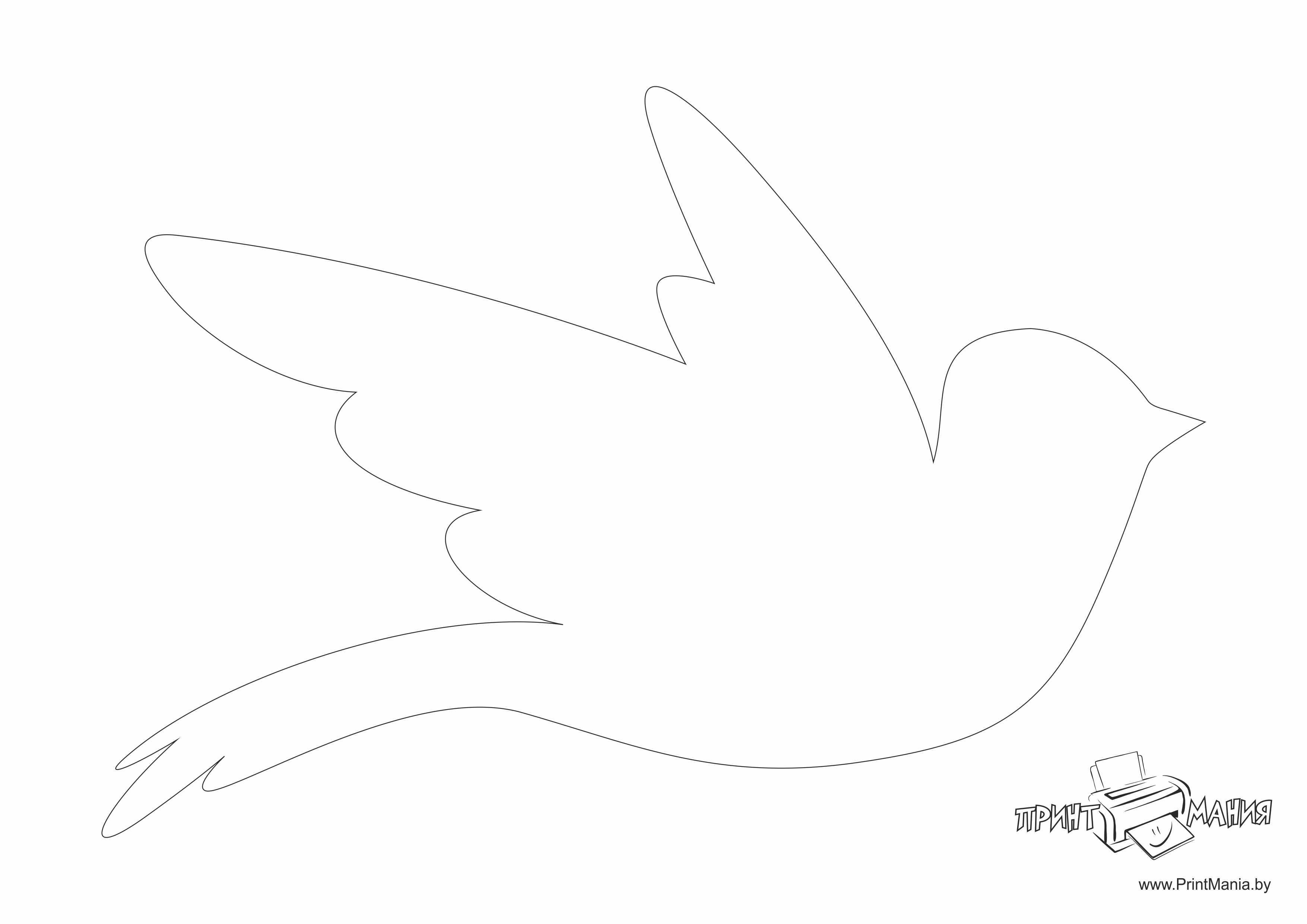 Картинки голубей для вырезания на 9 мая, картинки анимация